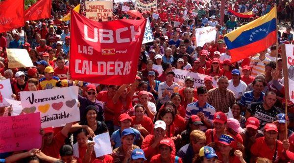 Los dirigentes del oficialismo pidieron que los actos vandálicos propiciados por la oposición venezolana no queden impunes.