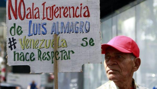 Venezuela sale de la OEA y rompe con el intervencionismo imperial