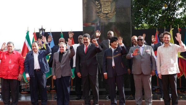 """ALBA- TCP: """"El proceso de denuncia de la carta de la OEA y su retiro definitivo del Sistema Interamericano es una decisión soberana e histórica""""."""