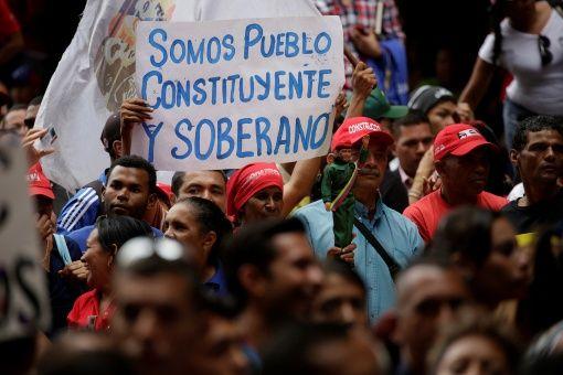 Resultado de imagen para constituyente en venezuela 2017