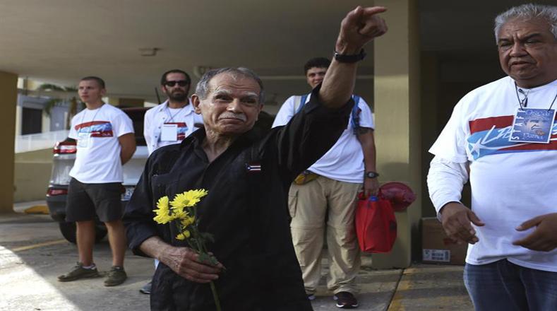 Líderes de todo el mundo exigieron su liberación. En 2012, el Comité de Descolonización de la ONU aprobó una resolución en la que pedía reconocer el derecho a la independencia de Puerto Rico e instaba a liberar a los independentistas prisioneros.