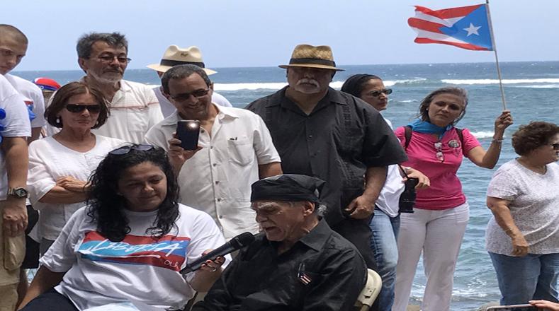 López Rivera planea viajar a varios países (entre ellos Cuba, Nicaragua y Venezuela) para agradecer la solidaridad que brindaron a la lucha por su liberación.