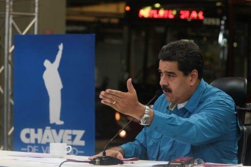 Nicolás Maduro convocó para el próximo martes a una movilización nacional sin distinción política e ideológica contra la violencia fascista.
