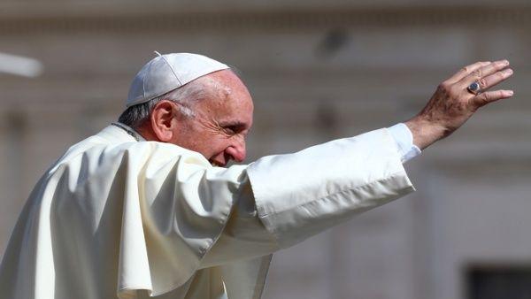 """El sumo pontífice afirmó que espera que """"todo se resuelva bien y pronto"""", en referencia al caso de Sala."""