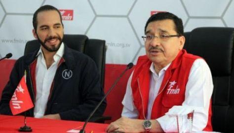 La Comisión Electoral del FMLN anunció el cierre de las votaciones internas para los aspirantes a los cargos de las elecciones de 2018.