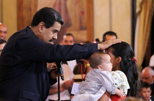 El Movimiento Somos Venezuela iniciará este jueves un despliegue con el objetivo de responder a los 14.527.000 ciudadanos registrados en el Carnet de la Patria.