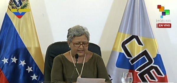 Las elecciones regionales en Venezuela están previstas para el 10 de diciembre de 2017.