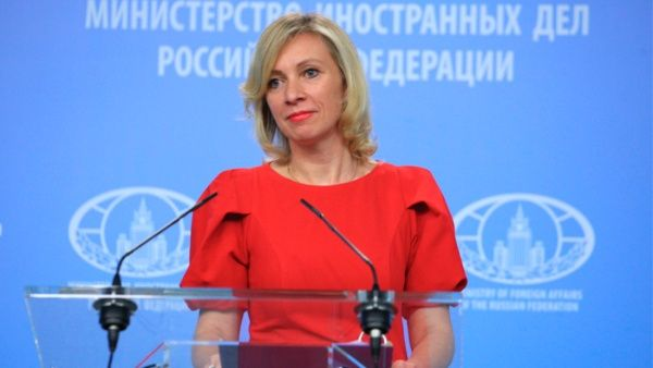 """Zajárova expresó que Moscú está """"extremadamente sorprendida"""" por los esfuerzos de la oposición para frustrarel diálogo con el Gobierno de Nicolás Maduro."""