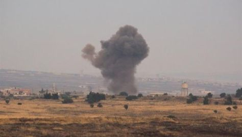 La coalición liderada por Estados Unidos realiza operaciones contra el terrorismo en Siria sin la aprobación de su Gobierno.