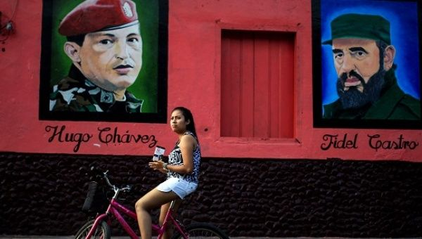 "The U.S. attempts to tighten the economic, financial and commercial blockade against Cuba and its people is ""a failed policy by more than a dozen U.S. administrations."""