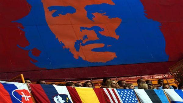 """El """"Che"""" fue asesinado el 9 de octubre de 1967 en la selva boliviana."""