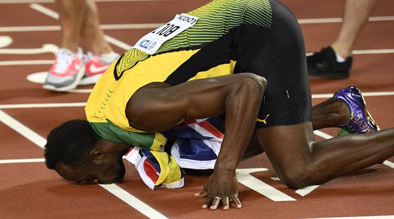 """Los Juegos Olímpicos y los mundiales lo convirtieron en leyenda viva del deporte conocido como """"El Relámpago""""."""