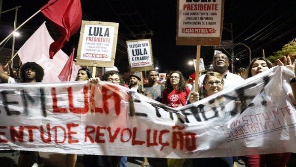 Lula recorrerá ciudades del noreste de Brasil, donde se concentra la mayor parte de sus seguidores.