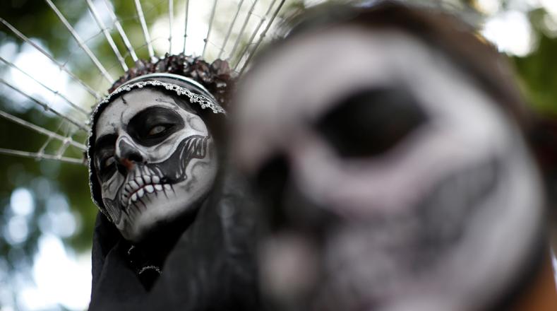 Esta es una de las celebraciones que preceden el tradicional Día de Muertos.