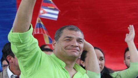 Rafael Correa propuso que en caso de que AP pase a manos de Lenín Moreno se forme otra organización bajo el nombre de Partido de la Revolución Ciudadana.