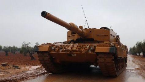 Afrin es uno de los tres cantones o regiones de mayoría kurda en Siria.