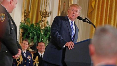 Trump insiste en sanciones hacia Corea del Norte