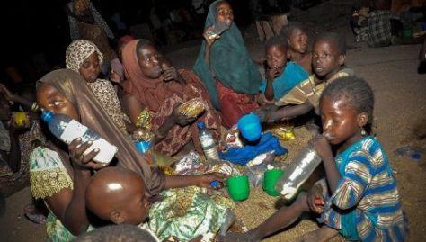 Al menos 1,3 millones de niños menores de cinco años se encuentran en peligro por malnutrición.