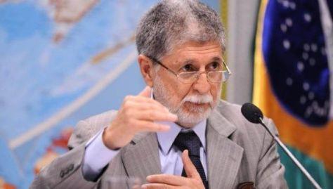 El excanciller Amorim sera uno de los encargados de exponerla campaña estatal contra Lula da Silva