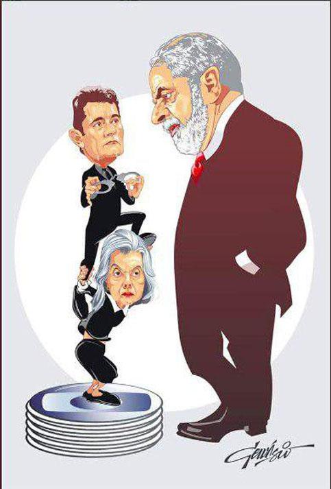 La orden de detención contra Lula fue emitida luego de que el Supremo Tribunal Federal de Brasil (STF) rechazara un habeas corpus de su defensa.
