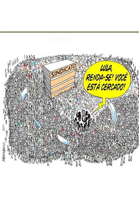 Lula es defendido por todo un pueblo.