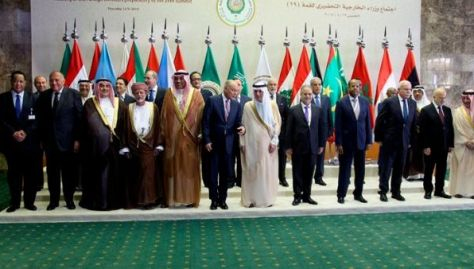 Además de Siria, el tema Palestina también estará en la lista de prioridades de esta reunión.