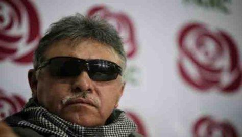 Santrich lleva 32 días en huelga de hambre, tras ser detenido por la Fiscalía colombiana con fines de extradición.