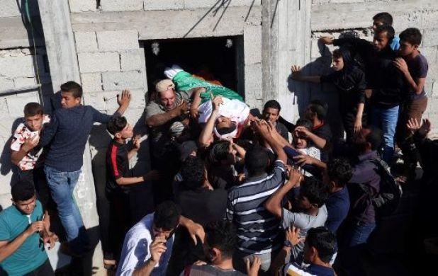 Hasta el momento, el Ministerio de Salud palestino informó que dos niños fallecieron durante el hecho, de 12 y 14 años de edad.