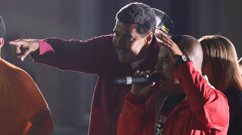 Los resultados oficiales de este 20 de mayo son: Nicolás Maduro Moros 5.869.123, Henri Falcón 1.832.603, Javier Bertucci 933.561 Reinaldo quijada 34.836 para un total de votos válidos de 8.603.936.