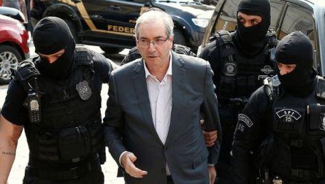 Cuhna se encuentra preso en una prisión de Curitiba