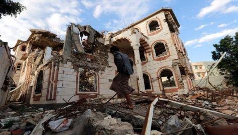 """La cancillería siria expresó que las muertes de civiles que dejan los ataque de la coalición """"ponen en evidencia las falsas afirmaciones de EE.UU. sobre la lucha contra el terrorismo""""."""