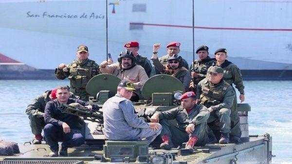 Los ejercicios comenzaron este martes y se realizarán hasta el 28 de septiembre. Venezuela inicia ejercicios militares en la frontera con Colombia-VerdadDigital.com-