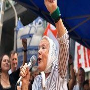 Argentina. Norita Cortiñas y sus 90 jóvenes y guerreros años de vida