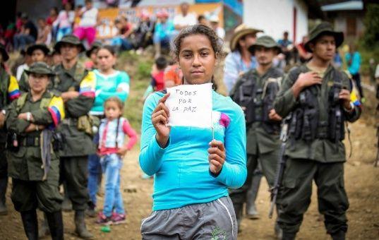 Cuatro años después de la firma de los acuerdos de paz, las antiguas FARC-EP solo han recibido mayor violencia.