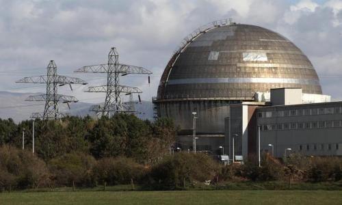Central nuclear de Windscale-Sellafield