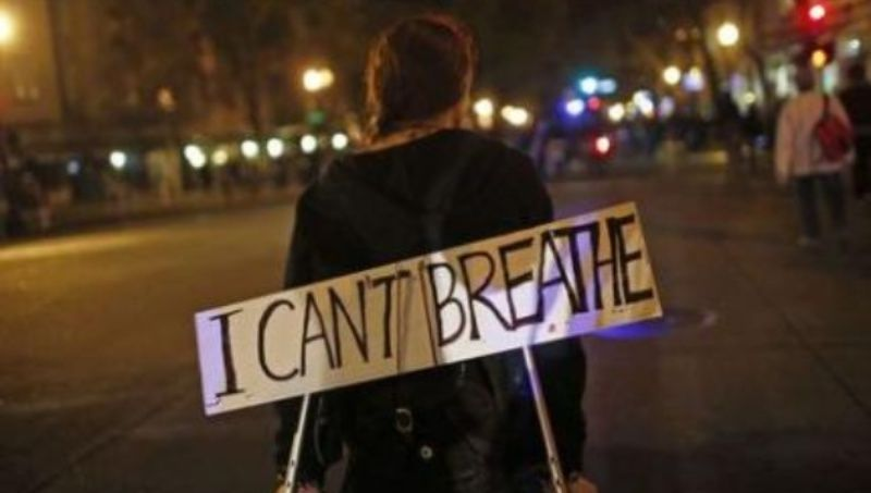 Eric Garner's death sparked national outrage.