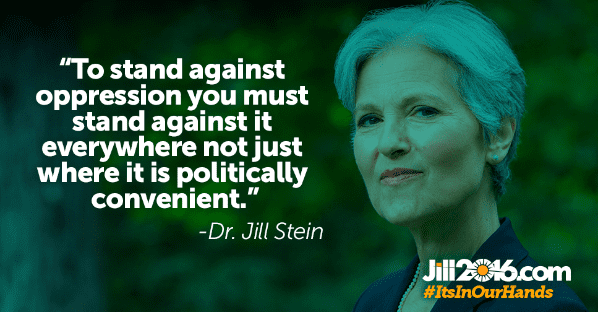 Image result for anti jill stein