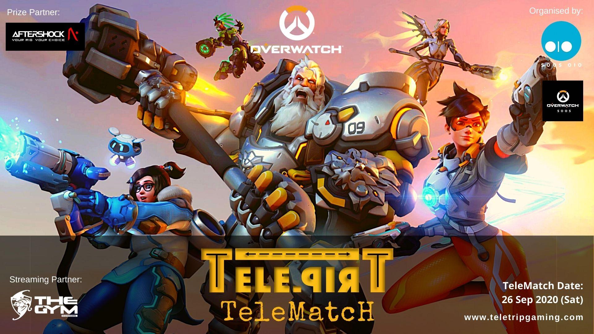 TeleMatch Overwatch 26 Sep 2020