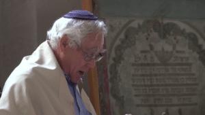 Připomínka odsunu kolínských židů
