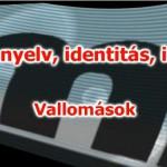 Anyanyelv, identitás, iskola