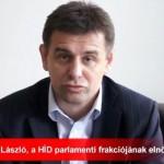 Solymos László az együttműködésről