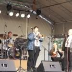 A Benkó Dixieland Band a VII. Alsószeli Jurta Napokon