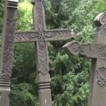 Várhosszúréti megemlékezés a II. Világháborús síroknál