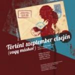 Pavol Rankov: Történt szeptember elsején (vagy máskor)