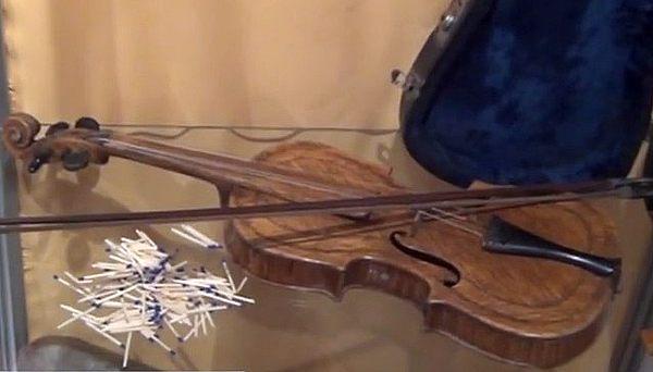 Hangszerkiállítás Gömör-kishont