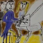 Liszt-hangverseny és kiállítás Somorján