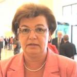 Pogány Erzsébet, a Szlovákiai Magyar Közgazdász Társaság (gazdasag.sk) ügyvezető elnöke