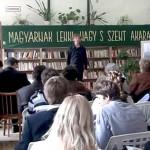 Magyar költők hazafias verseinek szemléje Ipolyságon