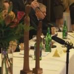 Kerekasztal: a Civil Társadalom Fejlesztéséért Díjak átadása