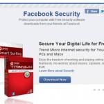 Facebook Anti-Virus Marketplace